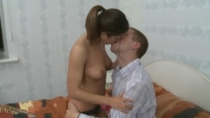 Dudes amorous fucking is creating loads of ecstatic pleasure